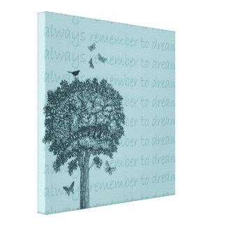 Dream Tree Gallery Wrap Canvas