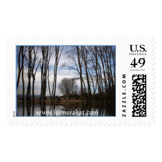 Dream Tree Postage Stamps