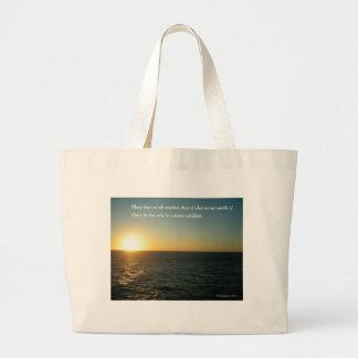 Dream Unfufilled Canvas Bag