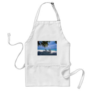 Dream Vacation Adult Apron