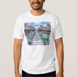 Dream Vacation Bora Bora Overwater Bungalows T Shirt