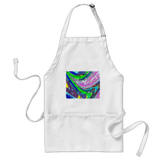 Dream Valley : Graphic  Art Adult Apron