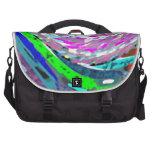 Dream Valley : Graphic  Art Laptop Messenger Bag