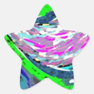 Dream Valley : Graphic  Art Star Sticker
