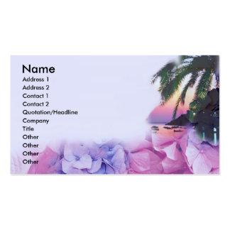 Dream Vision Business Card