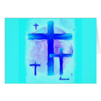 Dream Visions by Rossouw Greeting Card