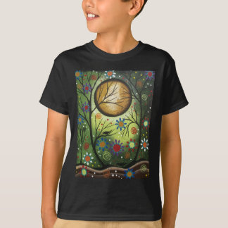 Dream Watcher, By Lori Everett T-Shirt