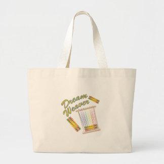 Dream Weaver Jumbo Tote Bag