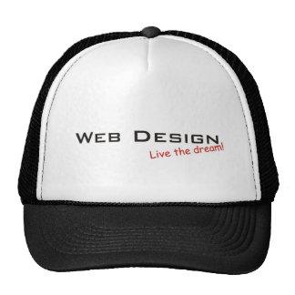 Dream / Web Design Trucker Hat