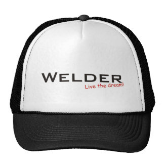 Dream / Welder Trucker Hat