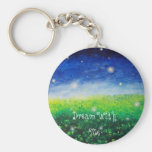 Dream With Me Keychain