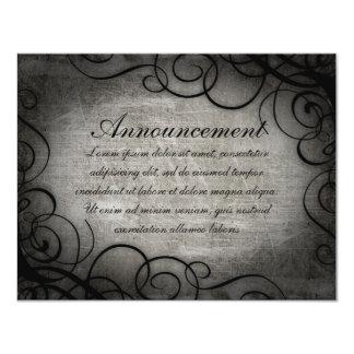 Dream Within A Dream Coordinates Personalized Invitation