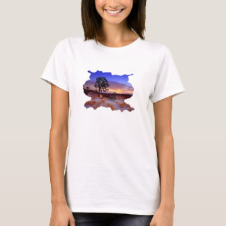 Dream within a Dream - Women Shirt Playera
