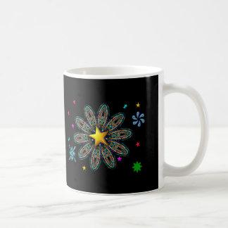 Dream World Galaxy Classic White Coffee Mug