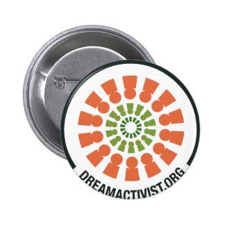 DreamActivist Pins