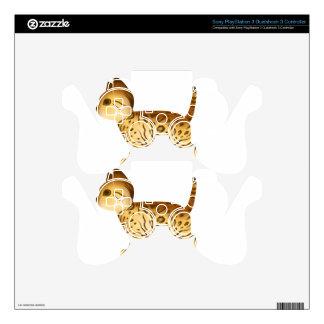 DreamAfrica: Cute Kitten PS3 Controller Skin