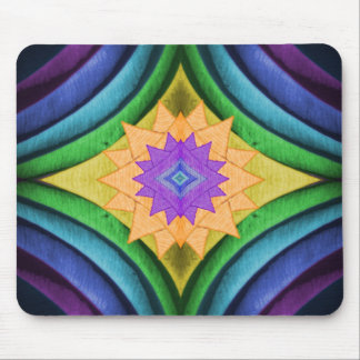 Dreamcatcher 2 Abstract Mouse Pad