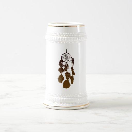 Dreamcatcher Beer Stein