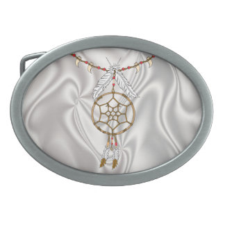 Dreamcatcher Belt Buckle