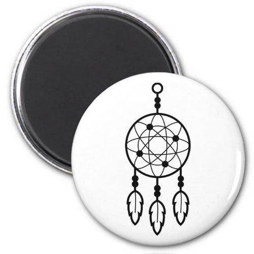 Dreamcatcher Boho Wedding Tribal Native American Magnet