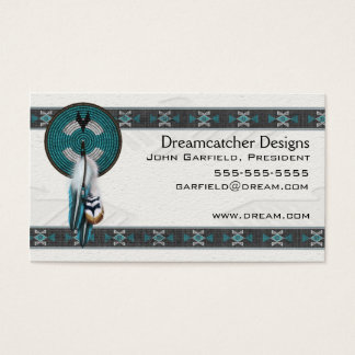 Dreamcatcher Business Card