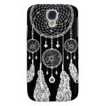Dreamcatcher - caso de Samsung S4 (negro)