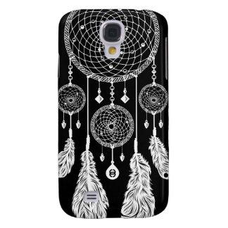 Dreamcatcher - caso de Samsung S4 (negro) Funda Para Galaxy S4