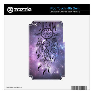 Dreamcatcher Decals For iPod Touch 4G