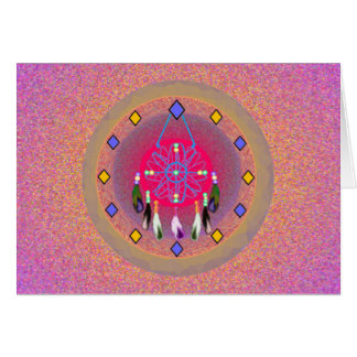 Dreamcatcher Greeting Cards
