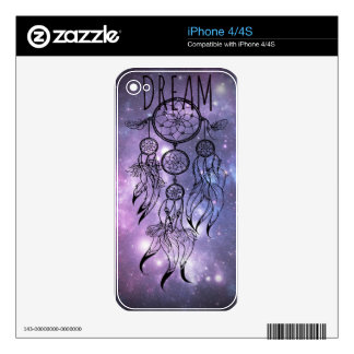 Dreamcatcher iPhone 4 Decals