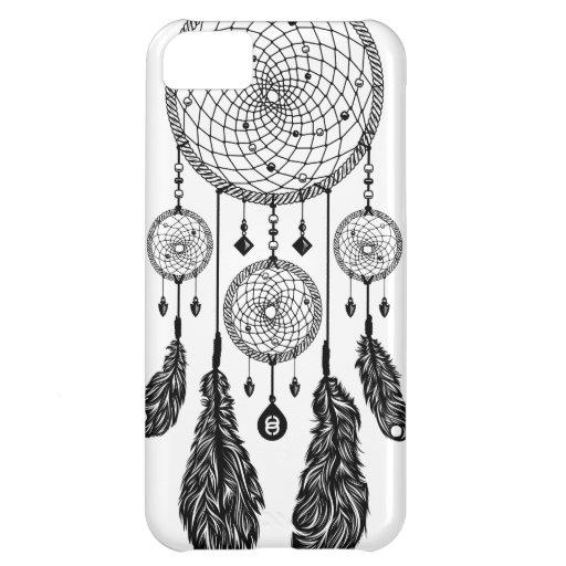 Dreamcatcher - Iphone 5C Case (White)