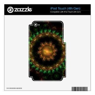 Dreamcatcher iPod Touch 4G Decal