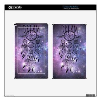 Dreamcatcher Kindle Fire Skins