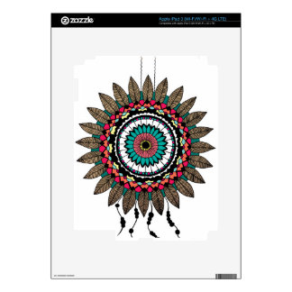 Dreamcatcher Mandala iPad 3 Decals