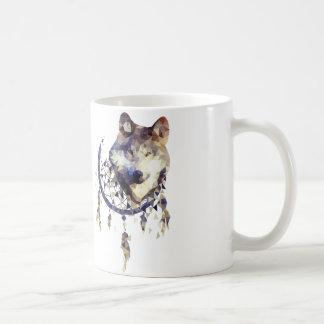 Dreamcatcher Classic White Coffee Mug
