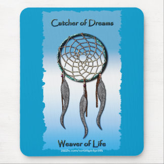 Dreamcatcher Native American Mousepad