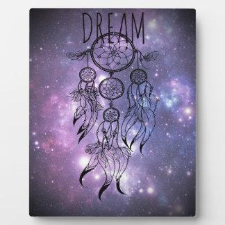 Dreamcatcher Plaque