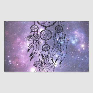 Dreamcatcher Rectangular Sticker
