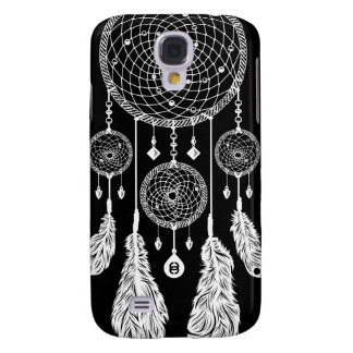 Dreamcatcher - Samsung S4 Case (Black) Galaxy S4 Covers