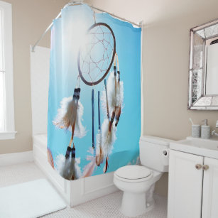 Dream Catcher Shower Curtains