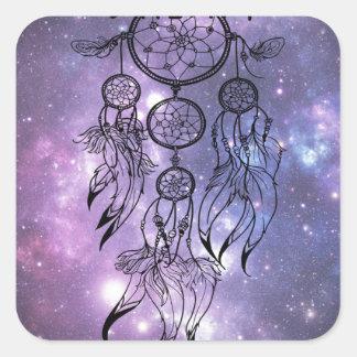 Dreamcatcher Square Sticker