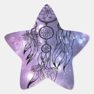 Dreamcatcher Star Sticker
