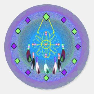Dreamcatcher Stickers