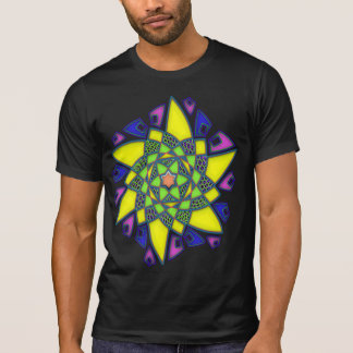 Dreamcatcher Two Side Print Destroyed Shirt