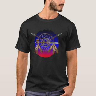 Dreamcatcher with Peace Pipe T-Shirt