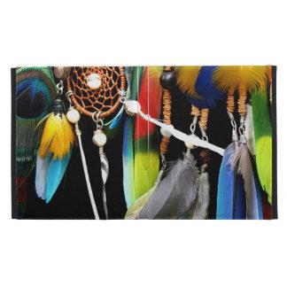 Dreamcatcher y plumas