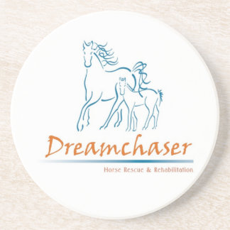 Dreamchaser Logo Drink Coasters