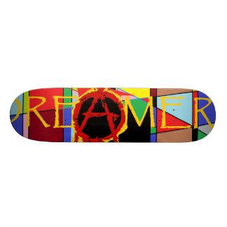 Dreamer Anarchy Skateboard
