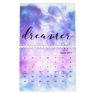Dreamer Calendar