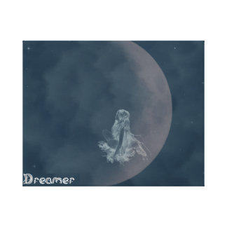 Dreamer Canvas art Gallery Wrapped Canvas